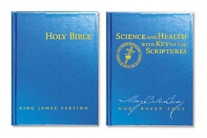 Holy Bible & Science and Health with Key to the Scriptures