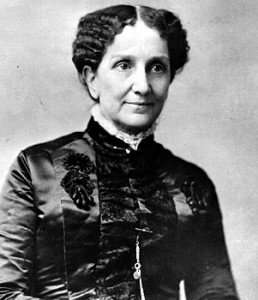 Mary Baker Eddy (photo credit: Library of Congress)