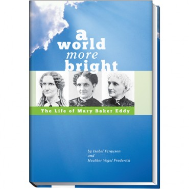 A World More Bright book cover