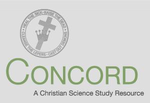 Concord Bible Study Program